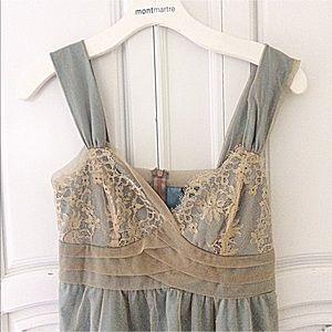 Beautiful Anthropologie dress